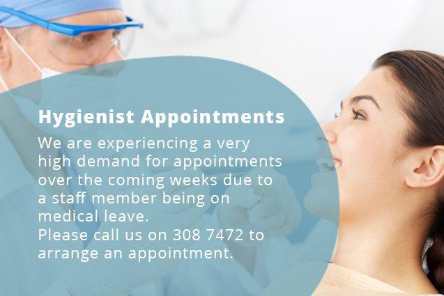 Hygienist/Oral Health Therapist